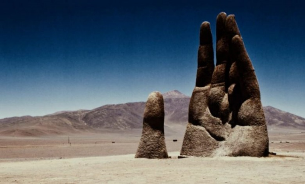 23 Of The Weirdest Places On Earth