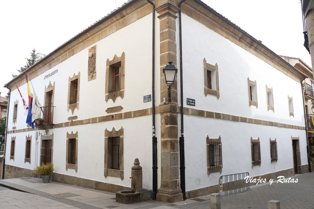 Ayuntamiento de El Barco de Ávila