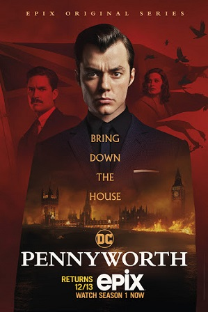 Pennyworth Season 2 Download All Episodes 480p 720p HEVC [ Episode 4 ADDED ]