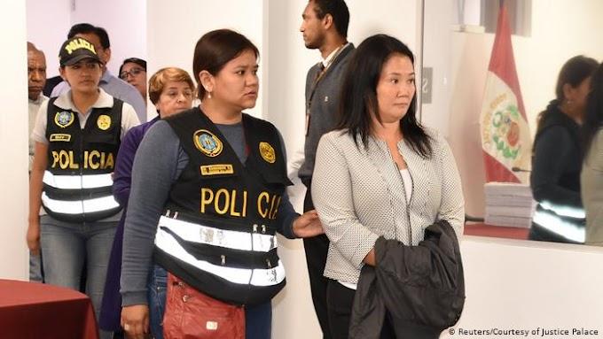 Hay 10 nuevos colaboradores eficaces que entregaron información clave sobre Keiko Fujimori a la fiscalía