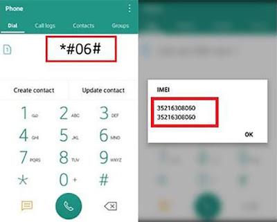 Cara Mengetahui Nomor IMEI HP Android