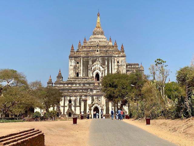 Thatbyinnyu Phaya Temple (Bagan)