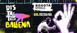 DISTRITO BALLENA | Proyección de Los Días de la Ballena