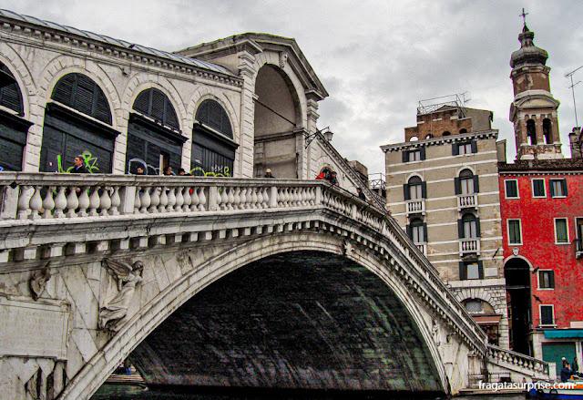 Ponte de Rialto, Veneza