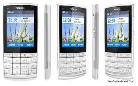 spesifikasi Nokia X3-02