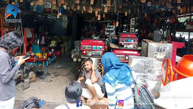 KPK Geledah Toko Milik Kock Meng, Pengusaha yang Diduga Menyuap Gubernur Kepri