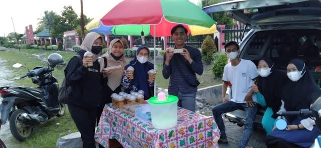 HMPS PAI Buka Lapak Usaha Selama Ramadhan