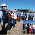 Alcalde Ramón Díaz Asigna Solares a Familias del Puerto de Yavaros