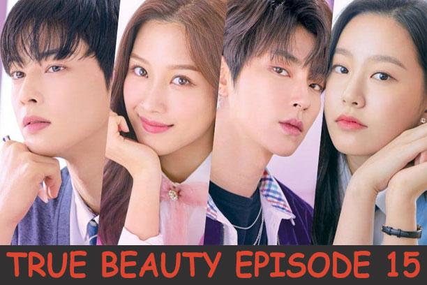 True Beauty Eps 15