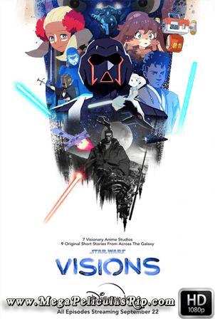 Star Wars: Visions Temporada 1 [1080p] [Latino-Japones-Ingles] [MEGA]
