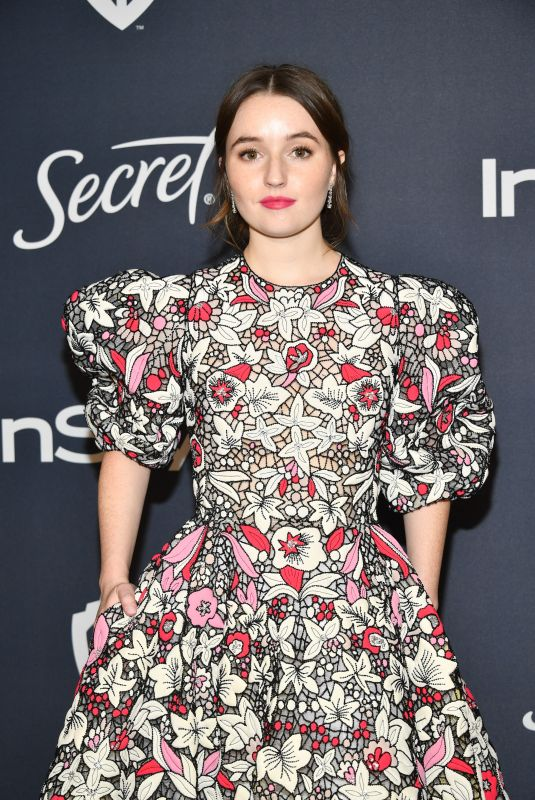 Kaitlyn Dever Clicks at Instyle and Warner Bros. Golden Globe Awards Party 5 Jan-2020