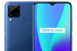 Tutorial Flashing Update Oppo Realme C17 RMX2101 Via RFT