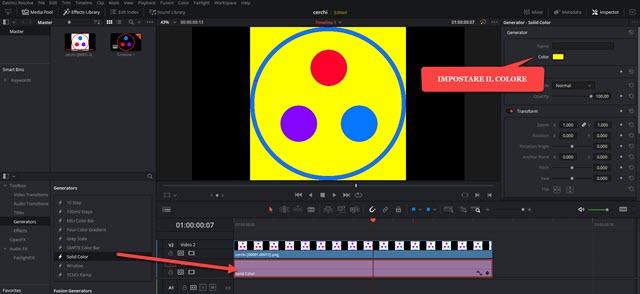 cambiare lo sfondo delle GIF