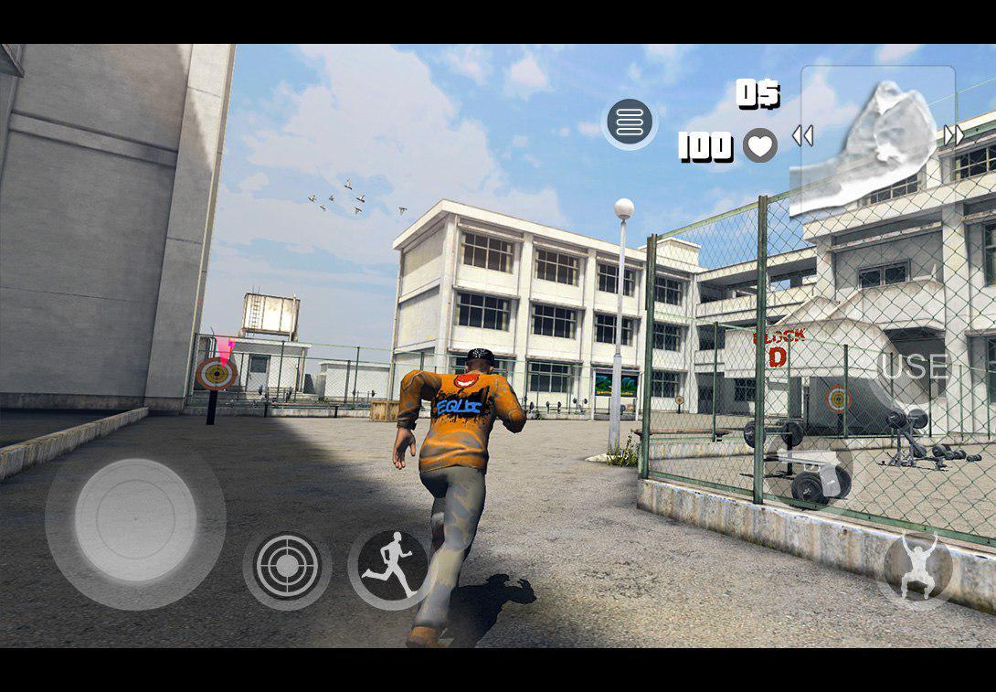 Mad City IV Prison Escape MOD APK