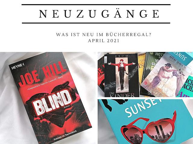 Neue Bücher April 2021