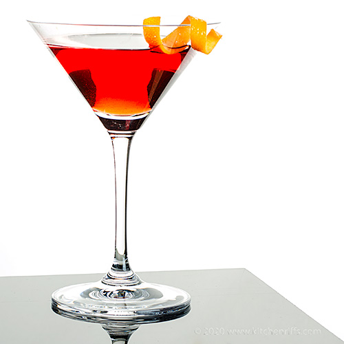 The Old Pal Cocktail