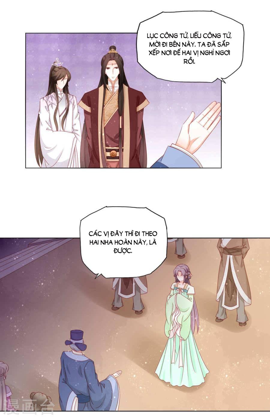 Nam phi nữ tướng Chap 43 page 7