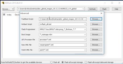 Tutorial Flash Redmi Note 4G (2014021) Global [Update] Work
