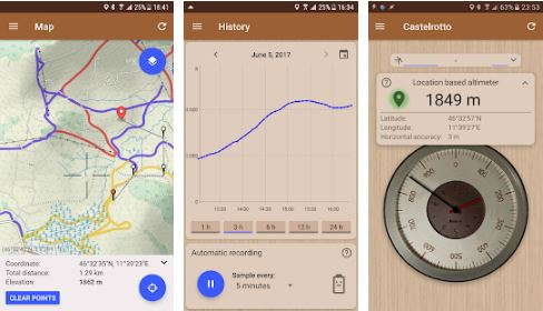 Accurate Altimeter PRO APK for android