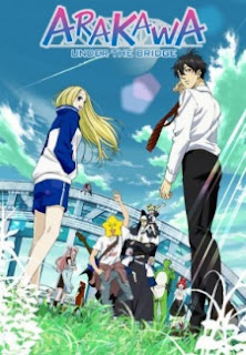 Arakawa Under the Bridge Batch