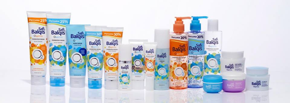 what every gal want safi balqis oxywhite product