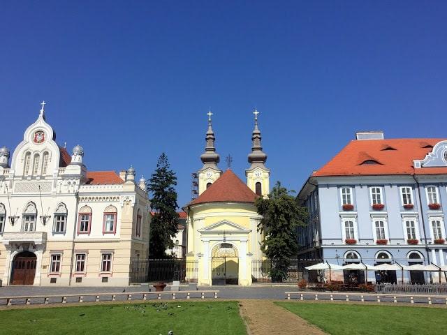viajar romenia