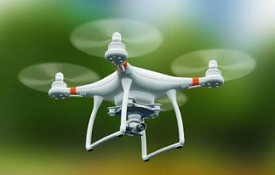 Drone (Sejarah, Jenis-jenis, Prinsip Kerja dan Komponen)