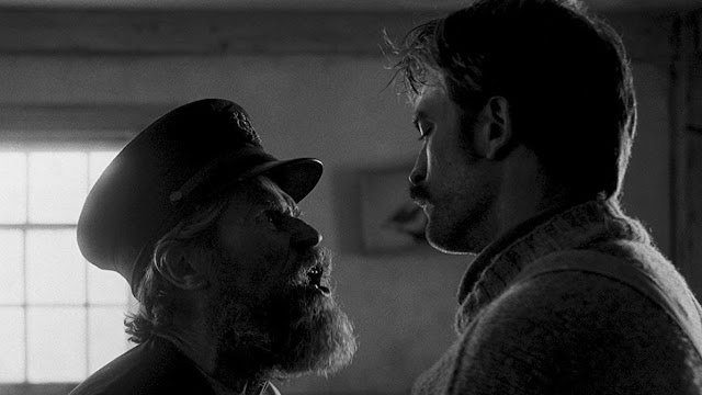 Willem Dafoe Robert Pattinson Robert Eggers | The Lighthouse | VIFF 2019