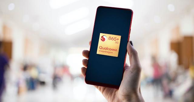 معالج  كوالكم Snapdragon 865 Plus
