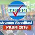 Instrumen Akreditasi Pusat Kegiatan Belajar Masyarakat (PKBM) 2018