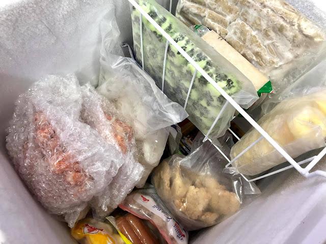 Anak Belanja Makan King Crab Dan Makan Steamboat Di Rumah