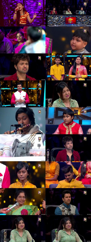 Screenshots Of Hindi Show Superstar Singer 31st August 2019 Episode 19 300MB 480P HD