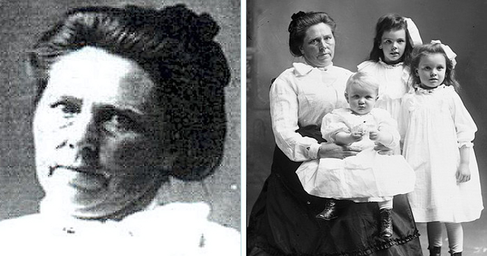 Belle Gunness: - Known For Killing Men Who Were Romantically Attracted To Her Including Her Many Husbands