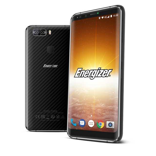 شركة Energizer تكشف عن هاتف Energizer Power Max P600S ببطارية ضخمة بسعة شحن 4500 mAh