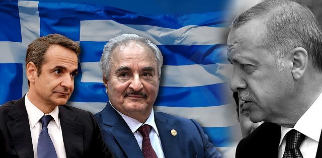 Επίσκεψη Χαφτάρ στην Αθήνα: Τα δεδομένα, τα ερωτηματικά και οι κίνδυνοι