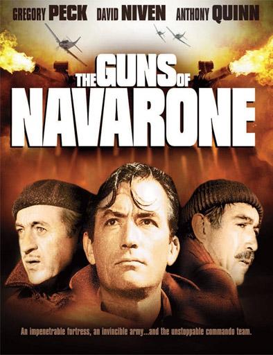 Ver Los cañones de Navarone (1961) Online
