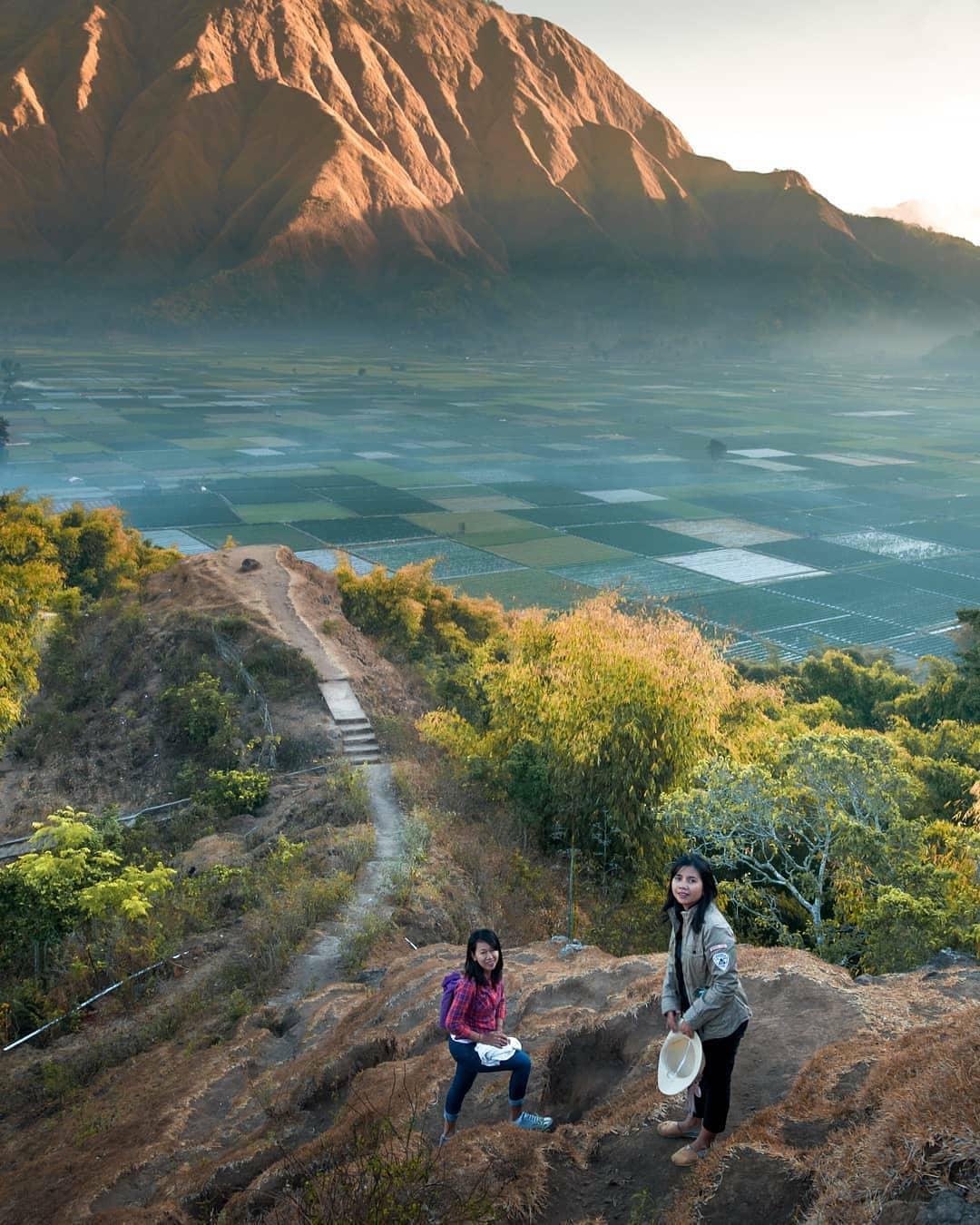 Bukit Selong Tempat Wisata Lombok 2021 Paling Nyaman untuk Liburan