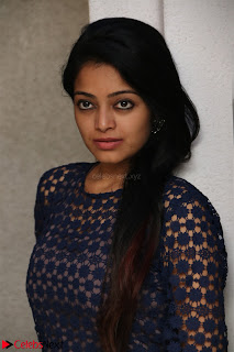 Dazzling Janani Iyer New pics in blue transparent dress spicy Pics 005.jpg