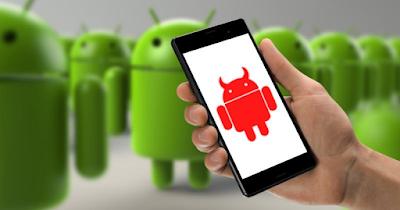 Awas! Malware Mampu Mengintai Smartphone