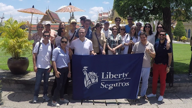 Liberty Seguros premió a los ganadores de su plan de incentivos 2016