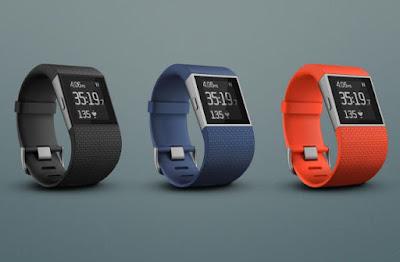 gelang pintar terbaik Fitbit Surge