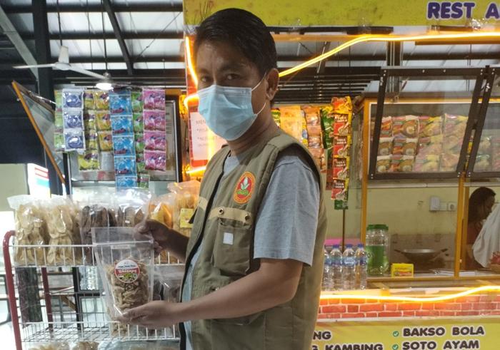 "Anggap Produk  Lokal Tak Layak Jual di RestArea, Kadis KPP Mesuji Dibuat ""Kecele"" OLeh PDPM"