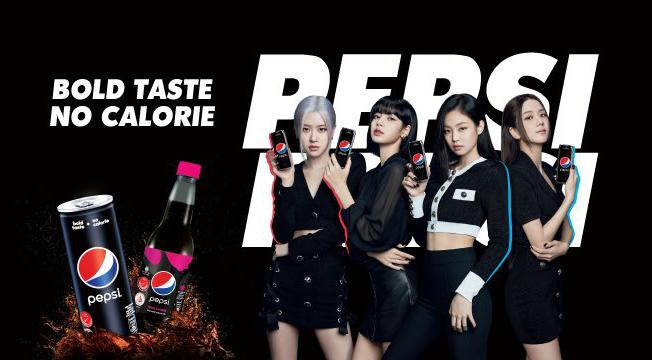 Dapatkan Pepsi x Blackpink Limited Edition Di Kedai 7-Eleven Sekarang