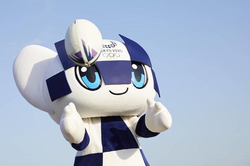 Miraitowa - 2020 Summer Olympic Games Mascot - 2020 Summer ...