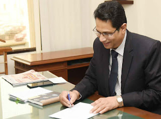 Spotlight: Sitanshu Kar Takes Over As DG, PIB