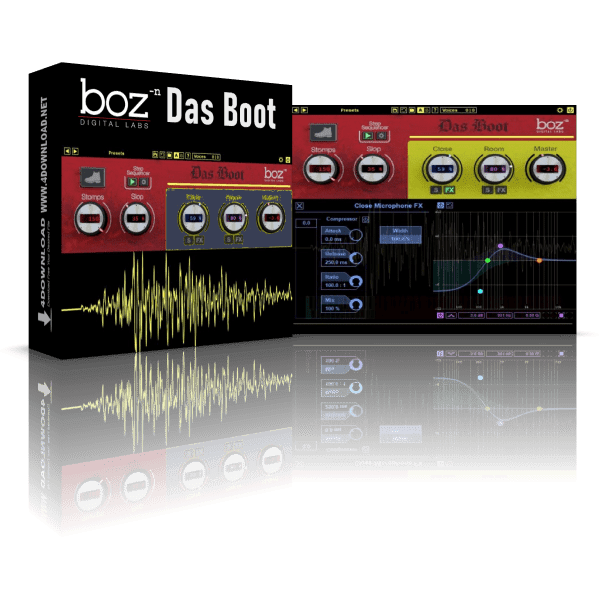 Boz Digital Labs Das Boot v1.0.3 Full version