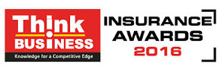 Think business, insurance awards 2016