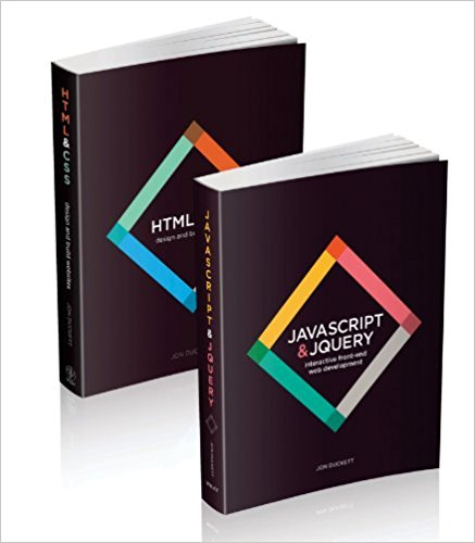Web Design with HTML, CSS, JavaScript and jQuery Set 1st Edition
