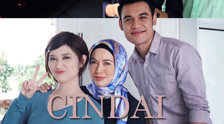 Drama Cindai (TV3) Episode Penuh 1 - 15  (Tonton Online)
