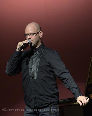 Michael Arbenz, Auditori de Vinseum, Vilafranca del Penedès, 15 de juny de 2019
